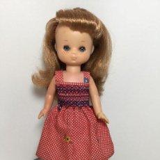 Muñecas Lesly de Famosa: LESLY PELIRROJA ORIGINAL. Lote 143330090