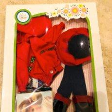 Muñecas Lesly de Famosa: VESTIDO MOD. ARAN DE LESLY, NUEVO EN CAJA. . Lote 143937542