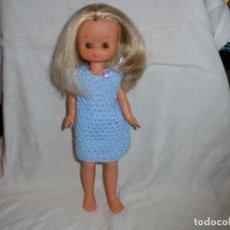 Muñecas Lesly de Famosa: BONITA LESLY RUBIA LEER. Lote 144273698