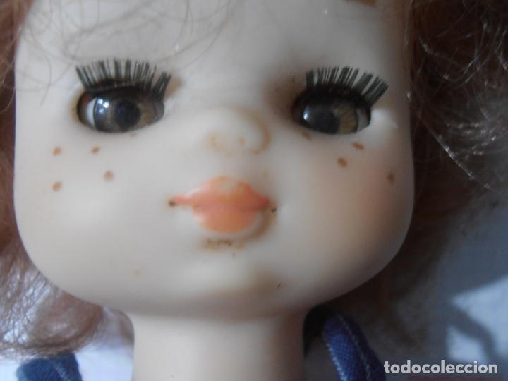 Muñecas Lesly de Famosa: LESLY PELIRROJA, 9 PECAS - Foto 10 - 130664343