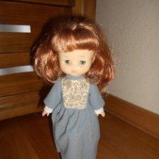 Muñecas Lesly de Famosa: BONITA LESLY PELIRROJA 10 PECAS AÑOS 70 MUY PECOSA MUY BUEN ESTADO. Lote 147781354