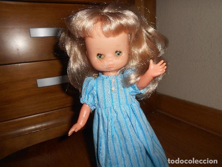 Muñecas Lesly de Famosa: LESLY RUBIA 10 PECAS AÑOS 70 TRAJE ORIGINAL BUEN ESTADO - Foto 3 - 147840330