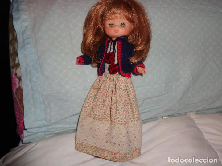 Muñecas Lesly de Famosa: PRECIOSA LESLY, HERMANA DE NANCY CON 10 PEQUITAS EN LAS MEJILLAS, COMO NUEVA TODA DE ORIGEN - Foto 2 - 148684390