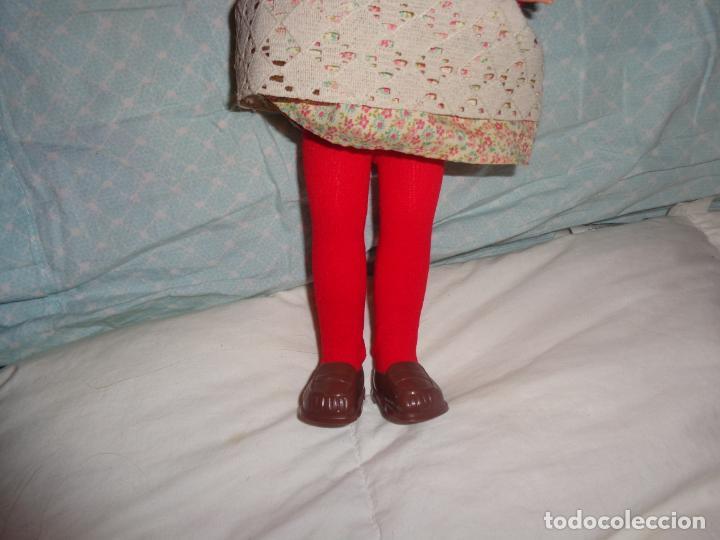 Muñecas Lesly de Famosa: PRECIOSA LESLY, HERMANA DE NANCY CON 10 PEQUITAS EN LAS MEJILLAS, COMO NUEVA TODA DE ORIGEN - Foto 3 - 148684390
