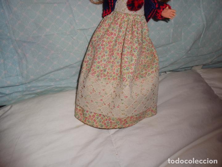 Muñecas Lesly de Famosa: PRECIOSA LESLY, HERMANA DE NANCY CON 10 PEQUITAS EN LAS MEJILLAS, COMO NUEVA TODA DE ORIGEN - Foto 4 - 148684390