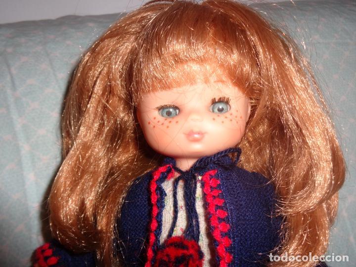 Muñecas Lesly de Famosa: PRECIOSA LESLY, HERMANA DE NANCY CON 10 PEQUITAS EN LAS MEJILLAS, COMO NUEVA TODA DE ORIGEN - Foto 5 - 148684390
