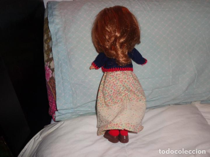 Muñecas Lesly de Famosa: PRECIOSA LESLY, HERMANA DE NANCY CON 10 PEQUITAS EN LAS MEJILLAS, COMO NUEVA TODA DE ORIGEN - Foto 8 - 148684390