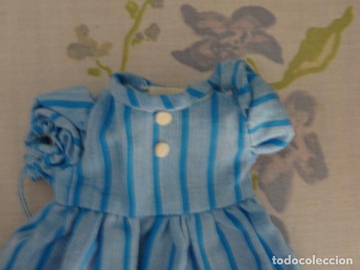 Muñecas Lesly de Famosa: LESLY - VESTIDO CASERA - Foto 3 - 149941482