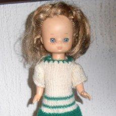 Muñecas Lesly de Famosa: MUÑECA LESLY DE LAS PRIMERAS. Lote 150302762