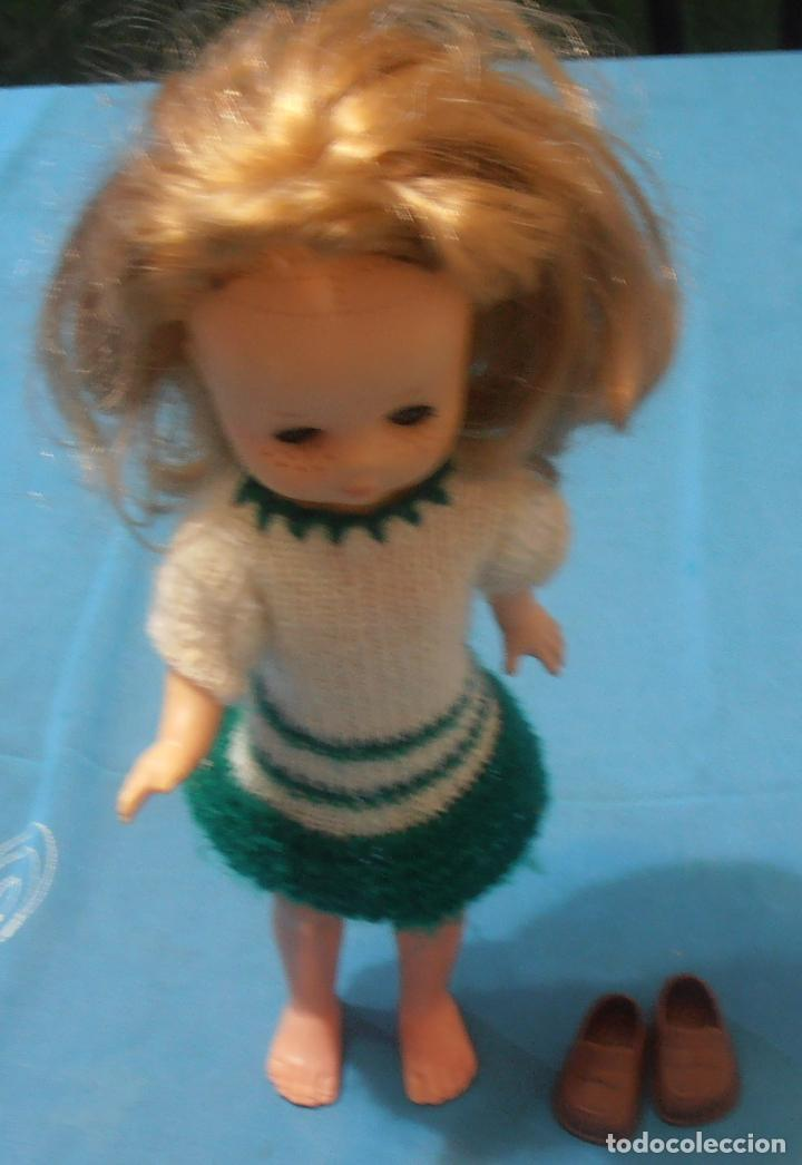Muñecas Lesly de Famosa: MUÑECA LESLY DE LAS PRIMERAS - Foto 9 - 150302762