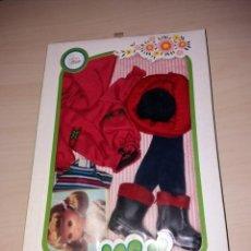 Muñecas Lesly de Famosa: ANTIGUO CONJUNTO DE LESLY - NUEVO¡¡. Lote 189880490