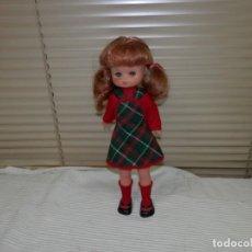 Muñecas Lesly de Famosa: MUÑECA LESLY DE FAMOSA, ORIGINAL, TAL CUAL SE VE. Lote 151551634