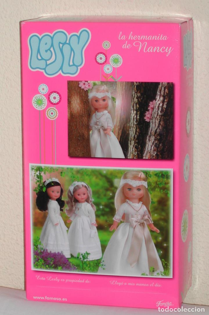 Muñecas Lesly de Famosa: Lesly Comunion a estrenar, en caja - Foto 2 - 151546678