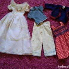 Muñecas Lesly de Famosa: LOTE ROPA ORIGINAL LESLY CASI NUEVA.. Lote 153457522
