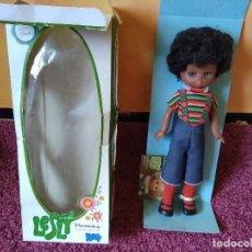 Muñecas Lesly de Famosa - Lesly Negrita nueva en su caja original. - 153547802