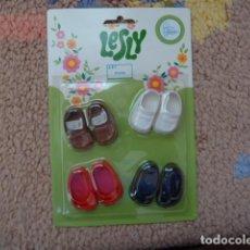 Puppen Lesly von Famosa - Blister zapatos de Lesly. Famosa - 155987402