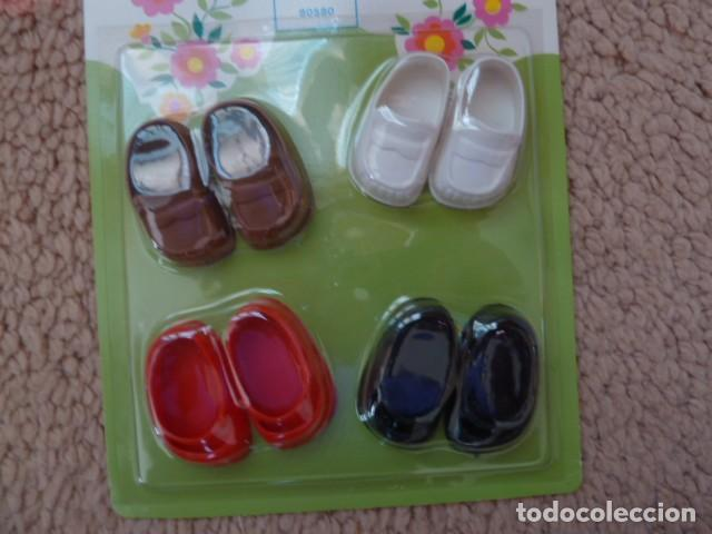 Muñecas Lesly de Famosa: Blister zapatos de Lesly. Famosa - Foto 2 - 177621130