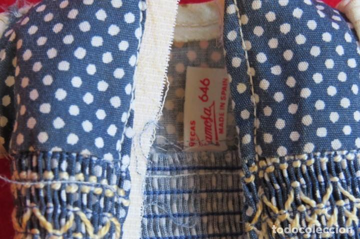 Muñecas Lesly de Famosa: MUÑECA LESLY PELIRROJA - 10 PECAS - AÑOS 70 CON CONJUNTO ORIGINAL PASEO DE FAMOSA - BRAZOS DUROS - Foto 16 - 159698630