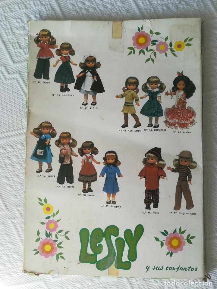 Muñecas Lesly de Famosa: LESLY. CONJUNTO PIJAMA - Foto 2 - 159915598