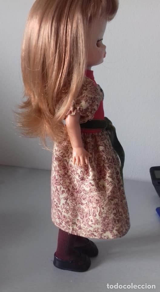 Muñecas Lesly de Famosa: lesly pelirroja hermana de nancy ,brazo duro con el conjunto gala - Foto 5 - 160255162