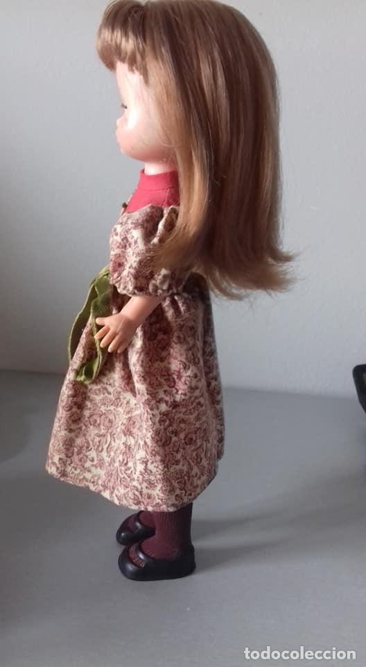 Muñecas Lesly de Famosa: lesly pelirroja hermana de nancy ,brazo duro con el conjunto gala - Foto 6 - 160255162