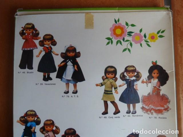 Muñecas Lesly de Famosa: Caja conjunto Lesly, vacía - Foto 4 - 160603690