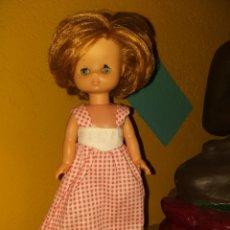 Puppen Lesly von Famosa - Lesly pelirroja ojos arona preciosa años 70, hermana nancy - 162096573