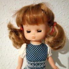 Puppen Lesly von Famosa - Lesly 10 pecas pelirroja antigua vestida original - 162499033