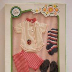 Puppen Lesly von Famosa - CONJUNTO SHORT LESLY COMPLETO, EN CAJA - 164955314