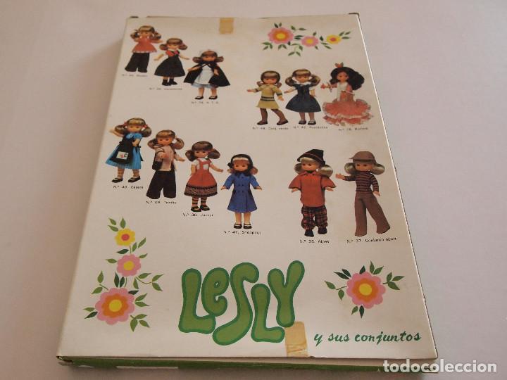 Muñecas Lesly de Famosa: CONJUNTO SHORT LESLY COMPLETO, EN CAJA - Foto 3 - 164955314
