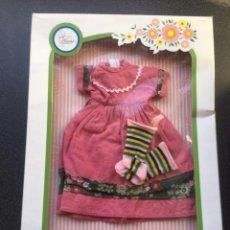 Muñecas Lesly de Famosa - Vestido Lesly folk nancy famosa - 165840662