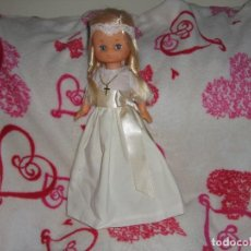Muñecas Lesly de Famosa: MUÑECA LESLY COMUNION. Lote 166941468