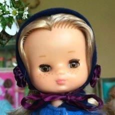 Puppen Lesly von Famosa - ESPECTACULAR LESLY 9 PECAS BRAZO DURO COMPLETA Y BUEN ESTADO!! HERMANA DE NANCY - 167621672