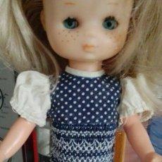 Muñecas Lesly de Famosa: VESTIDO PASEO ORIGINAL MUÑECA LESLY DE FAMOSA. Lote 170382428