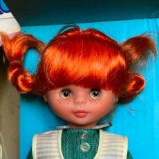 Muñecas Lesly de Famosa: ESPECTACULAR LESLY PIPA DE FAMOSA ÉPOCA NANCY NUEVA EN SU CAJA. Lote 170397800