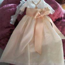 Muñecas Lesly de Famosa: VESTIDO COMUNIÓN DE LESLY. Lote 170566276