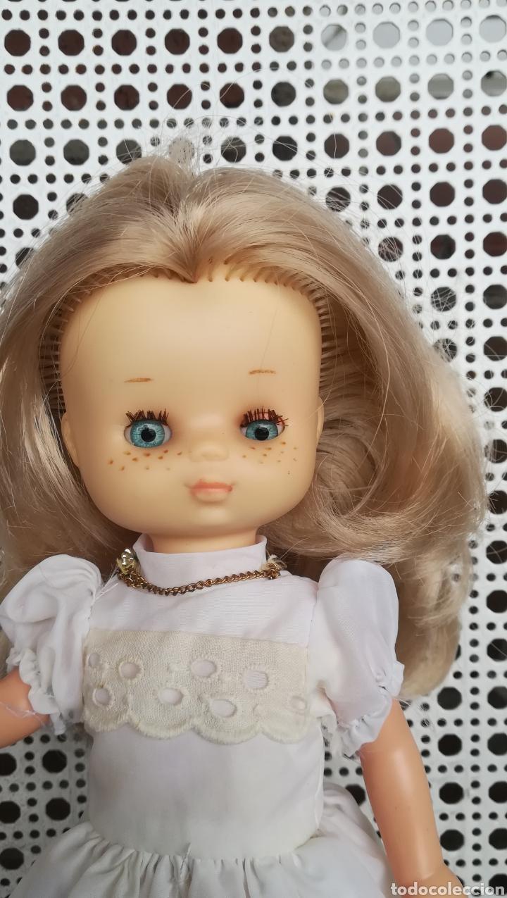 Muñecas Lesly de Famosa: Antigua muñeca, Lesly, 10 pecas - Foto 3 - 176421749