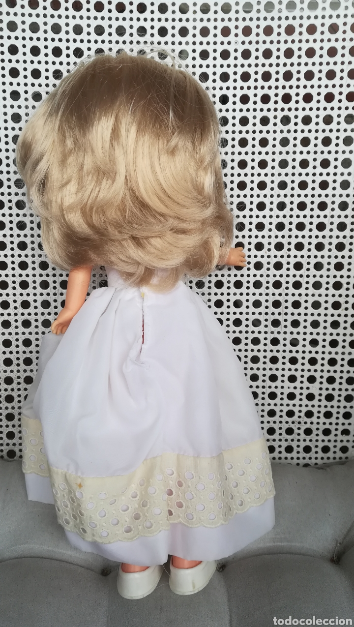 Muñecas Lesly de Famosa: Antigua muñeca, Lesly, 10 pecas - Foto 5 - 176421749