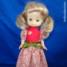 Muñecas Lesly de Famosa: LESLY - PRECIOSA MUÑECA LESLY GALA 10 PECAS TODA DE ORIGEN VER FOTOS! SM. Lote 176596047
