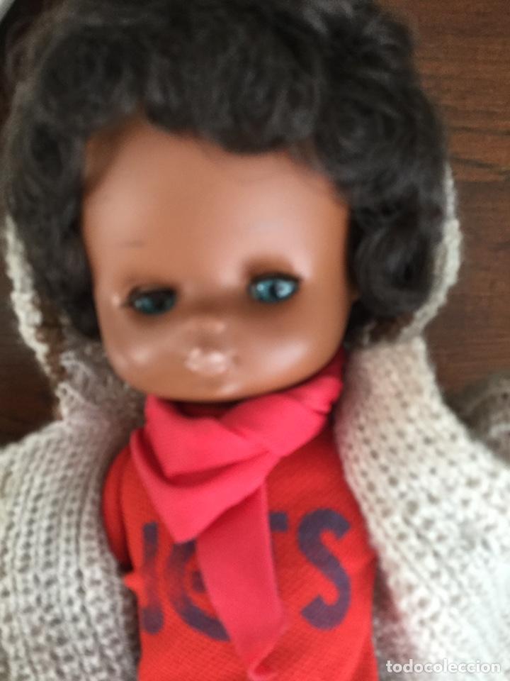 Muñecas Lesly de Famosa: Lesly negra negrita - Foto 6 - 155395252