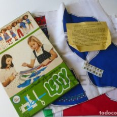 Muñecas Lesly de Famosa: LESLY CORTA Y COSE ORIGINAL. Lote 178793662