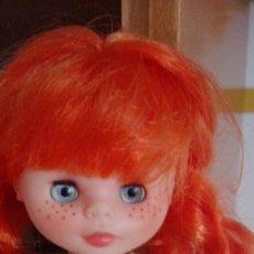Muñecas Lesly de Famosa: PRECIOSA MUÑECA LESLY PIPA O PIPI DE FAMOSA. Lote 178860790