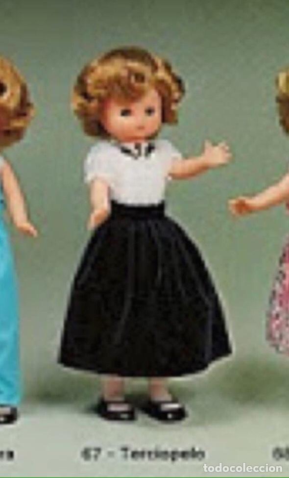 Muñecas Lesly de Famosa: Camisa para conjunto terciopelo de Lesly - Foto 3 - 178862513