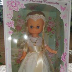Muñecas Lesly de Famosa: MUÑECA LESLY COMUNIÓN. Lote 180113208