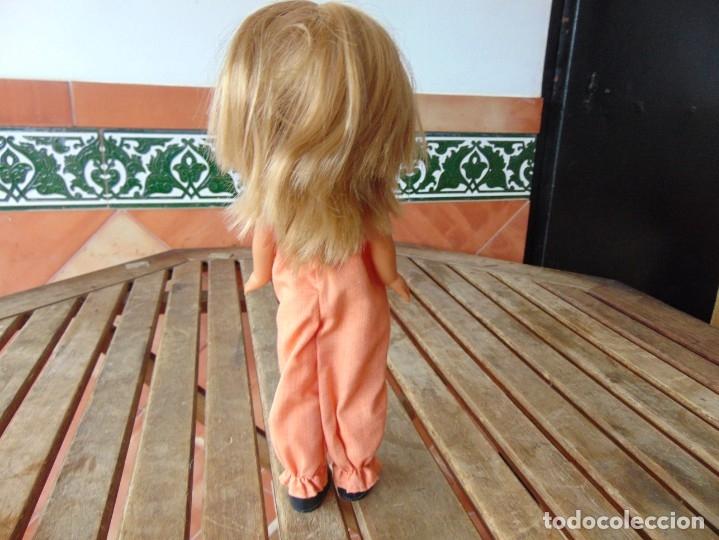 Muñecas Lesly de Famosa: MUÑECA LESLY DE FAMOSA HERMANITA DE NANCY PETO ROSA 4 PECAS - Foto 6 - 182976440