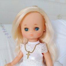 Muñecas Lesly de Famosa: CONSERVADA Y BONITA LESLY 2013. Lote 185279273