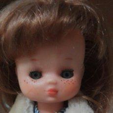 Muñecas Lesly de Famosa: BONITA ESTOLA DE PIEL PARA LESLY DE FAMOSA. Lote 189506666