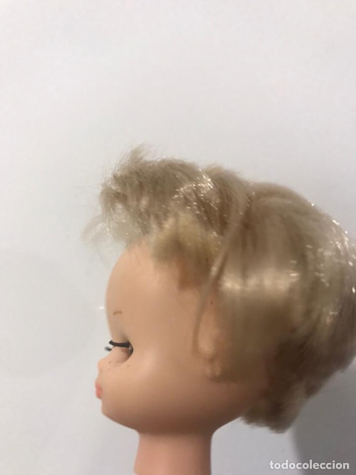 Muñecas Lesly de Famosa: Cabeza lesly para implante rociera (incluye pelo) - Foto 4 - 190534715