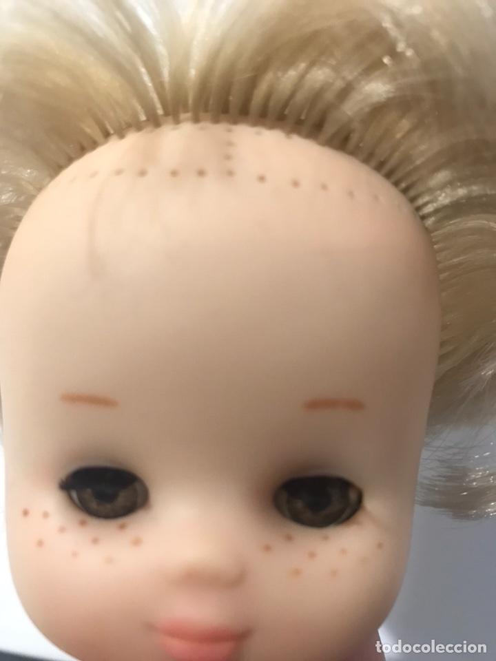 Muñecas Lesly de Famosa: Cabeza lesly para implante rociera (incluye pelo) - Foto 5 - 190534715
