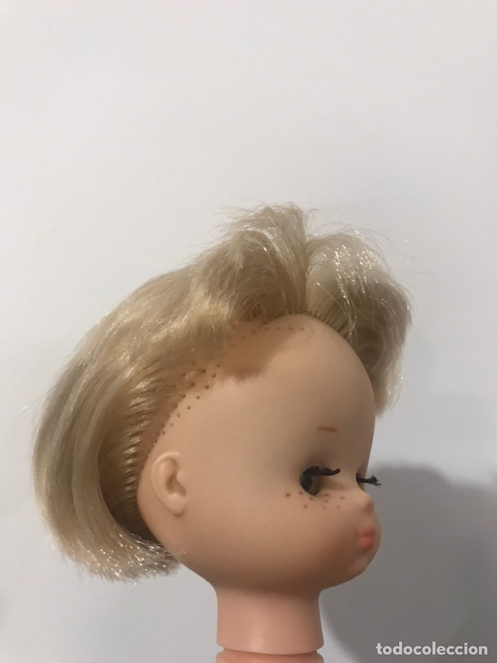 Muñecas Lesly de Famosa: Cabeza lesly para implante rociera (incluye pelo) - Foto 6 - 190534715
